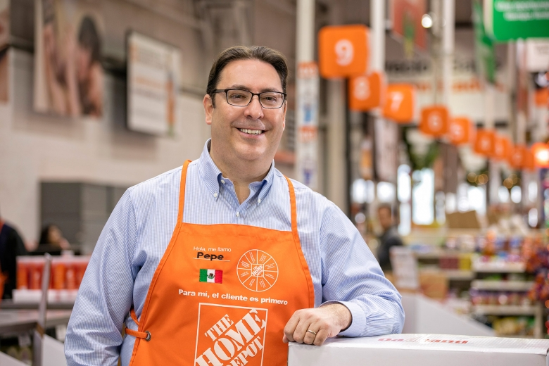FO | Pepe Rodríguez CEO Home Depot